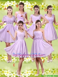 Discount A Line Lavender Military Ball Gowns with Beading