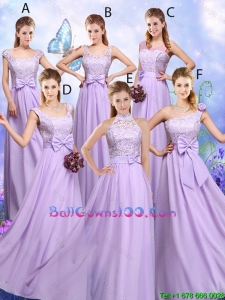 Popular Laced and Bowknot Military Ball Gowns with Empire
