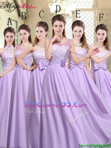 Hot Sale Empire Lavender 2016 Military Ball Gowns