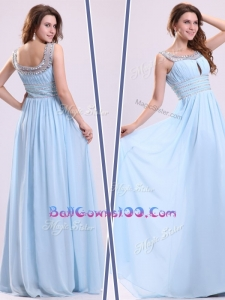 Elegant Empire Straps Sweetheart Best Military Ball Gowns with Beading